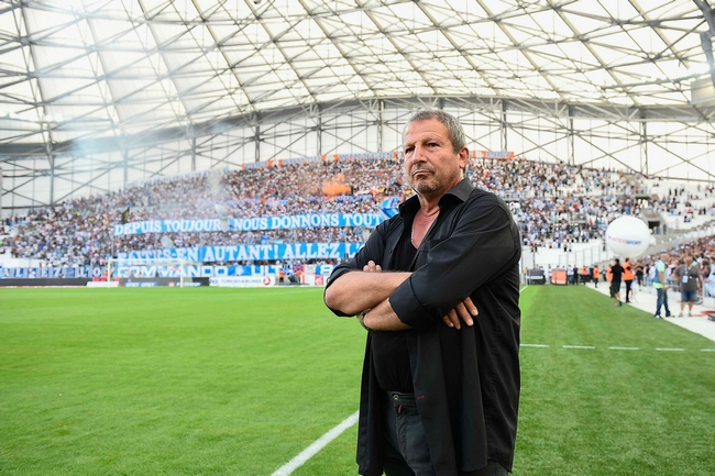 Rolland Courbis, ancien coach de l'OM