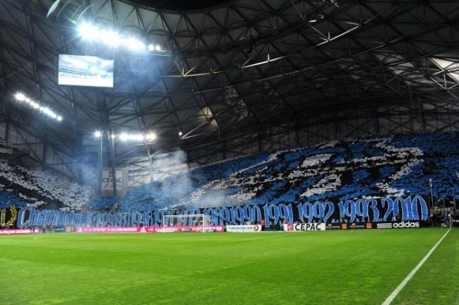 Supporters Vélodrome