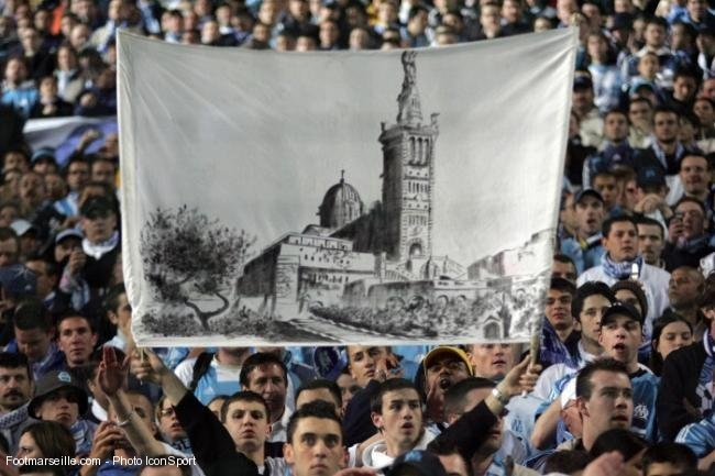Marseille supporters