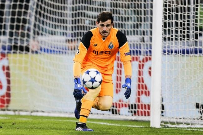 Iker Casillas, le favori de Marseille — Mercato