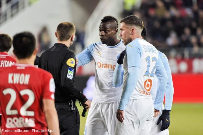 Balotelli Strootman