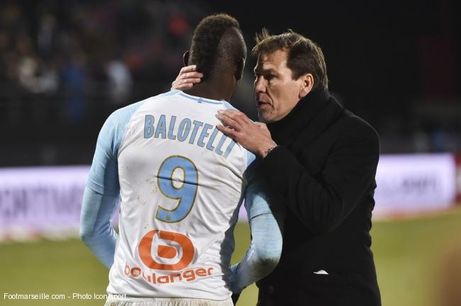 Le groupe pour OM-Angers
