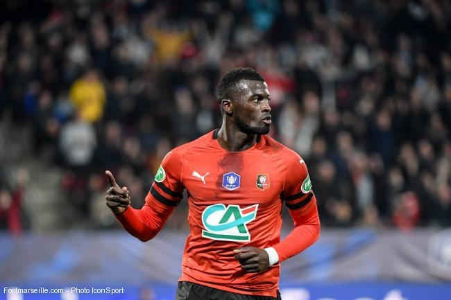 L'OM suivrait Mbaye Niang — Mercato
