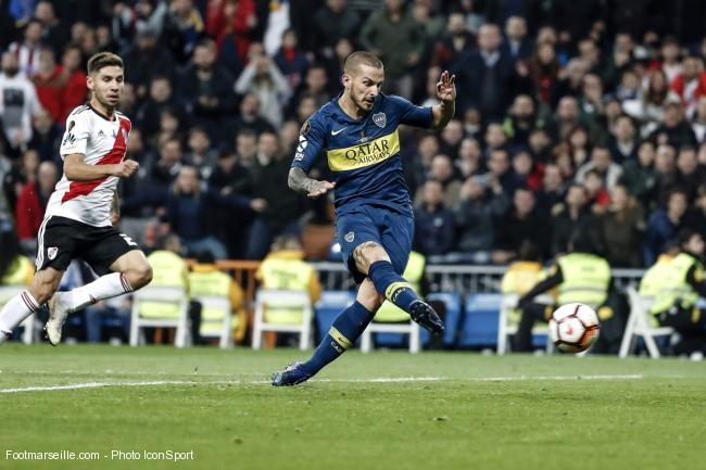 L'OM attend Dario Benedetto (Boca Juniors)