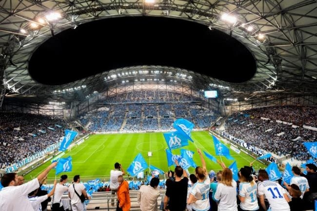 Stade Orange Vélodrome, OM