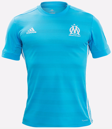 Les maillots 2017 2018 r v l s for Maillot exterieur om 2017